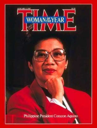 25 Feb 1986: Corazon Aquino becomes the Philippines' first woman president; Today in History:  Corazon Aquino becomes the Philippines' first woman president; Today in History:  Corazon Aquino becomes the Philippines' first woman president; #TodayInHistory