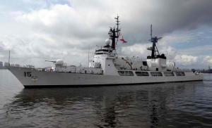 Philippines BRP Gregorio Del Pilar Frigate Ship