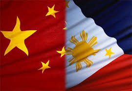 Philippines-China-flags